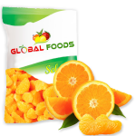 Global Foods Introduces Frozen Orange Segments