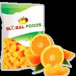 Global Foods Introduces Frozen Orange Segments